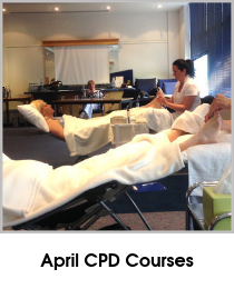 professional reflexology cpd courses april