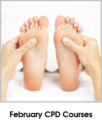 professional reflexology cpd courses february