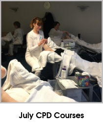 professional reflexology cpd courses july