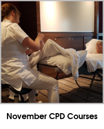 professional reflexology cpd courses november