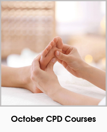 professional reflexology cpd courses october