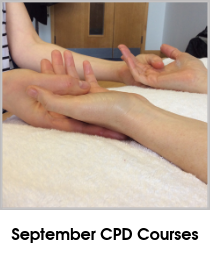 professional reflexology cpd courses september