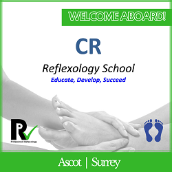 CR Reflexology School Welcome Aboard