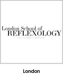 london school of reflexology logo 210 260