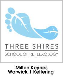 three shires reflexology milton keynes logo 210 260