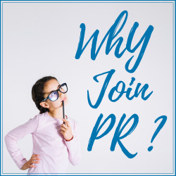 why join PR