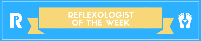 PR Reflexologist Of The Week Teaser Banner