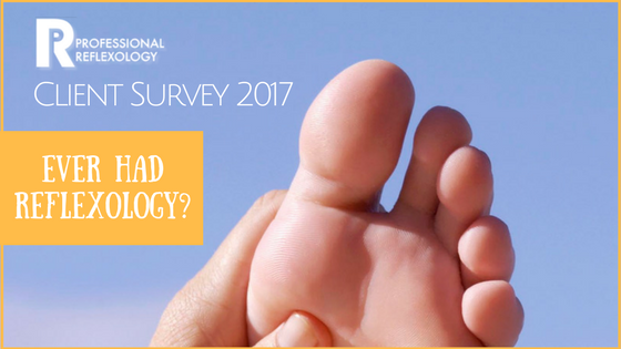 reflexology client survey 17