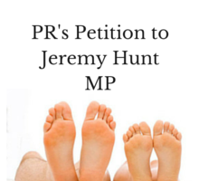 pr petition jeremy hunt
