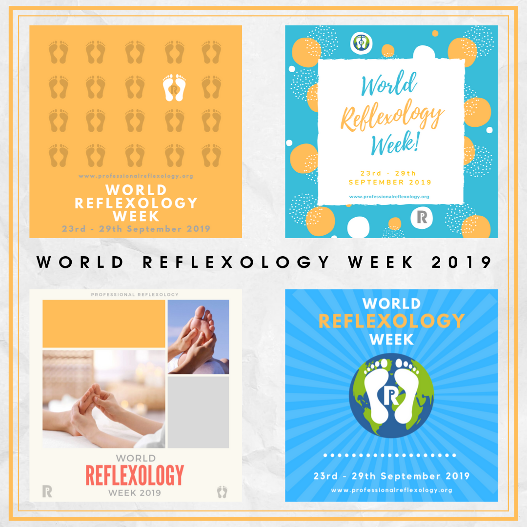PR world reflexology week 2019