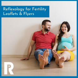PR Fertility leaflet flyer reflexology 250