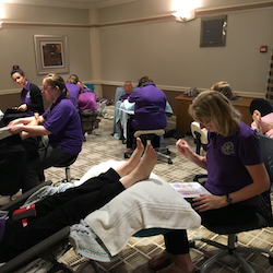 Allison Walker Contemporary Reflexology College 250